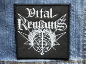 VITAL REMAINS ...(black death)   (6662)