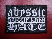 ABYSSIC HATE ...(black metal)  2682