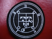 BOTIS... DEMON SIGIL ...(black metal)    D007*