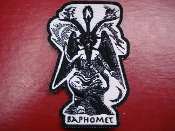 BAPHOMET ...(black metal)  B025*