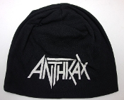 ANTHRAX ...(thrash metal)  Beanie Hat Cap band Logo Official 002