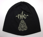 NILE ...(death metal) Beanie Hat Cap band Logo  021