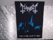 MAYHEM ...(black metal)    66610