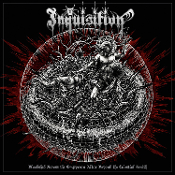 INQUISITION  (U.S.A)-  Bloodshed Across the Empyr (2-Colored LP)