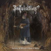 INQUISITION  (U.S.A)- Invoking The Majesty Throne Of Sata (2-LP)