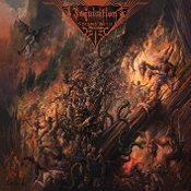 INQUISITION  (U.S.A)- Nefarious Dismal Orations (2-Colored LP)