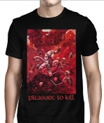 KREATOR ...(pleasure To Kill)   Official  LRG