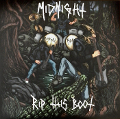 MIDNIGHT  (U.S.A)-  Rip This Boot  (COLORED LP)