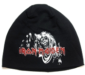 IRON MAIDEN ...(nwobhm) Beanie Hat Cap band Logo  033