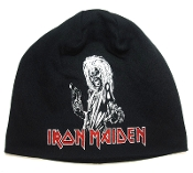 IRON MAIDEN ...(nwobhm) Beanie Hat Cap band Logo  034