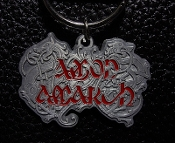 AMON AMARTH...(melodic death) Official Keychain (Dragon Logo) 08