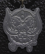 MOTORHEAD ...(heavy metal) Official Keychain (War Pig) 09