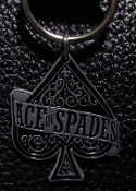 MOTORHEAD ...(heavy metal) Official Keychain (Ace of Spades) 12