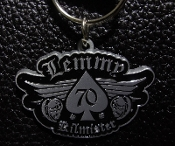 MOTORHEAD ...(heavy metal) Official Keychain (Lemmy 70) 14