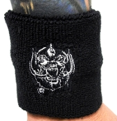 MOTORHEAD ...(nwobhm) Official Embroidered Wristband 03