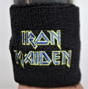 IRON MAIDEN ...(nwobhm) Official Embroidered Wristband 13