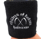 CHILDREN OF BODOM ...Official Embroidered Wristband 14