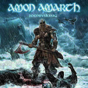 AMON AMARTH (Sweden) - Jomsviking 01