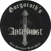 GORGOROTH  (norway) - Antichrist (Picture Disc) GERMAN IMPORT