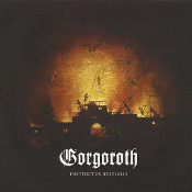 GORGOROTH  (norway) - Instinctus Bestialis (LP) GERMAN IMPORT
