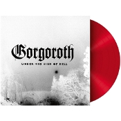GORGOROTH  (norway) - Under the Sign of.. (Red LP) GERMAN IMPORT
