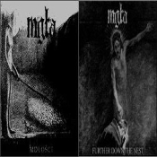 MGLA  (Poland)    Mdlosci + Further Down The Nest   CD  04