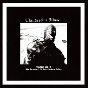CLANDESTINE BLAZE (Finland) Archive 2: Below The Surface  LP  03