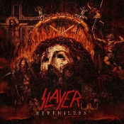 SLAYER (USA) - Repentless (LP) Red Vinyl Limited Edition