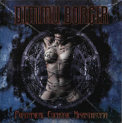 DIMMU BORGIR (Norway) - Puriantical.. (2LP) White Vinyl Import