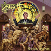 GRUESOME (USA) - Twisted Prayers (LP) Purple Limited Edition