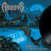 AMORPHIS (Finland) - Tales From the Thousand Lakes (LP) Black
