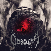 OBSCURA (Germany)-Diluvium(LP) Limited Edition White w/ Splatter