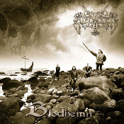 ENSLAVED (Norway) - Blodhemn (LP Limited Edition Gold w/ Black)