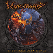 MONSTROSITY (USA) - The Passage of Existence (LTD Marble LP)