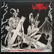 BLACK WITCHERY (USA) - Desecration of the Holy Kingdom (Red LP)