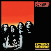 KREATOR ...(germany) -Extreme Aggression