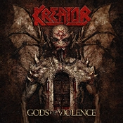 KREATOR ...(germany) -Gods Of Violence