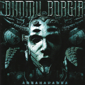 DIMMU BORGIR ...(Norway)    Abrahadabra  CD
