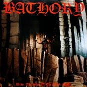 BATHORY (Sweden)- Under the Sign of the Black Mark (LP Reissue)