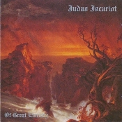 JUDAS ISCARIOT (USA) - Of Great Eternity (Limited Edition Red)