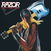 RAZOR (Canada) - Executioner's Song (LTD Clear LP)