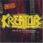 KREATOR ...(germany) - Voices Of Transgression
