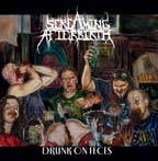 SCREAMING AFTERBIRTH  (usa)-drunk on feces  (0054)